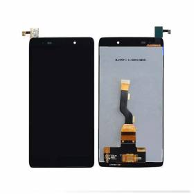 Lcd + Touch Screen + Lens Alcatel Ot6039 Idol 3 4.7