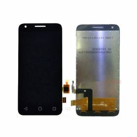 Lcd + Touch Screen + Lens Alcatel Ot4027/Ot5017 Pixi 3 4,5 P