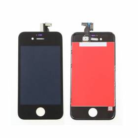 Lcd + Touch Screen + Lens Apple Iphone 4s Negro