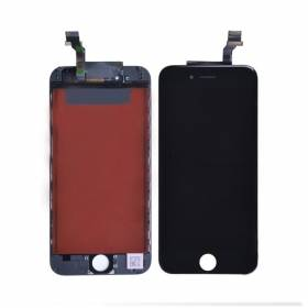 Lcd + Touch Screen + Lens Apple Iphone 6 Plus Negro.