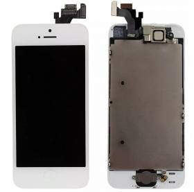 Lcd + Touch Screen + Lens Apple Iphone 5G Negro