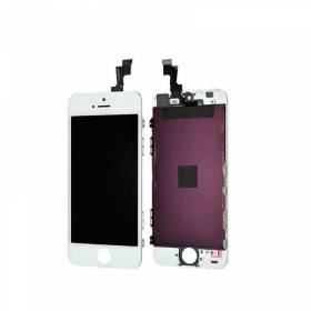 Lcd + Touch Screen + Lens Apple Iphone 5s/ SE - Blanco